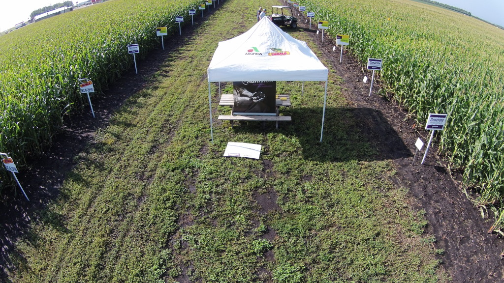 Test Plots - Jack Larson Seeds and Larson Crop Insurance