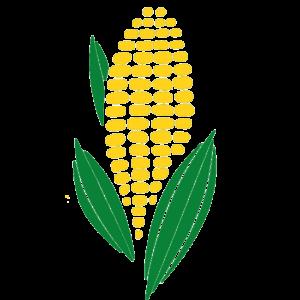 Jack Larson Seeds and Crop Insurance Logo - Corn